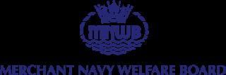 Merchant Navy Welfare Board logo