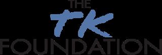 The TK Foundation logo
